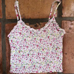 Small Wild Fable Cropped Tank